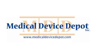 Medical Device Depot MDD Logo