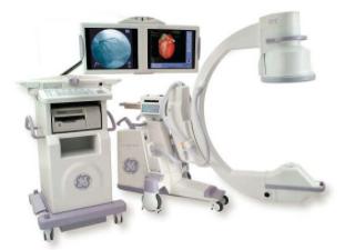 Quest Imaging OEC 9900 Elite Vascular C-Arm