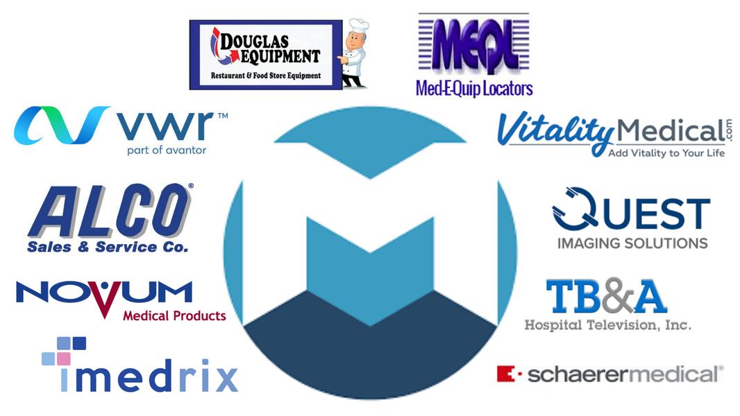 October 2020 Top Supplier Logos